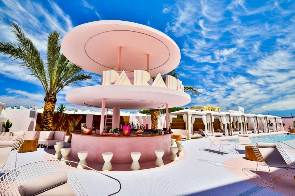 Paradiso Ibiza art hotel